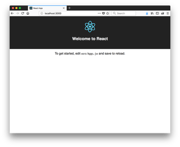 How to create-react-app with Docker - Peterbe com