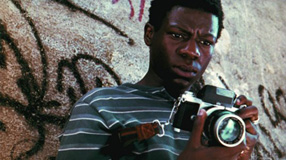 City of God, Rocket with his camera