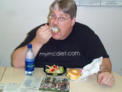Kevin O'Connor's MyMcDiet.com